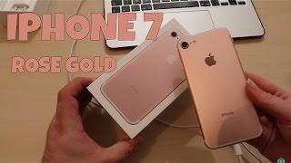 Video Déballage iPhone 7 Rose Gold MP3, 3GP, MP4, WEBM, AVI, FLV Agustus 2017