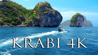 Krabi Thailand  city pictures gallery : KRABI THAILAND (3 days in 4K!!) MUST SEE tourist spots