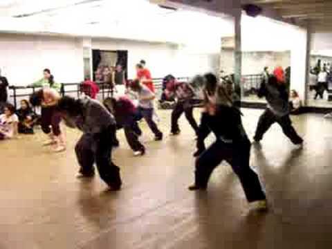 Еще хорошая танцевальная связка от Luam