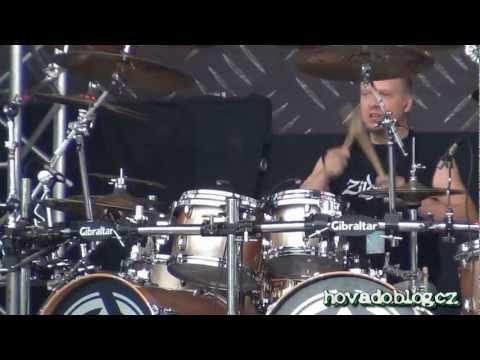 Arakain & Lucie B�l� - Masters of Rock 2012 (Cesta; Cournuto; Zimn� kr�lovna)
