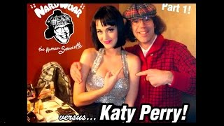 Nardwuar vs. Katy Perry Pt 1 of 2 - The Extended Version