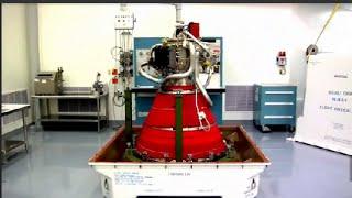 Atlas V / NROL-35 RL-10C Segment From The Launch Webcast