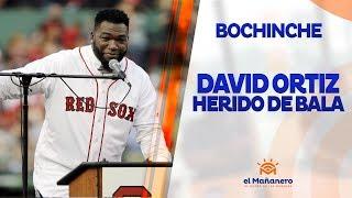 El Bochinche – Caso David Ortiz y Jhoel López y Lo Último de Massiel Taveras