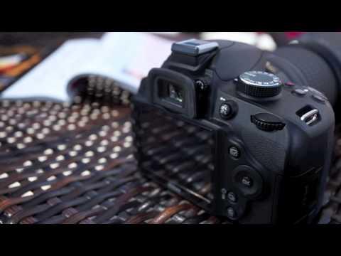 Nikon D3200 - teaser