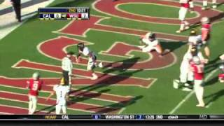 Shane Vereen vs Washington State vs  ()