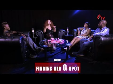 Finding A Woman's G-Spot On Ep. 3 Of The Black Room: Adults Only!