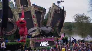TomorrowWorld 2014 | Wolfpack