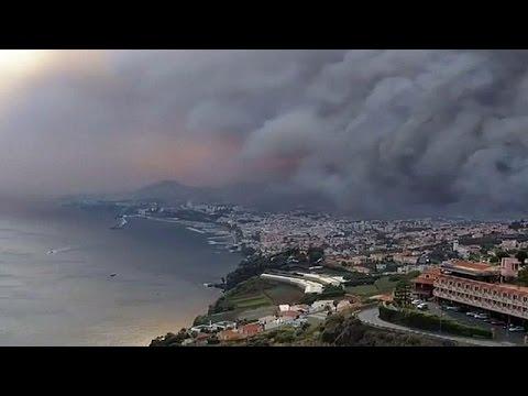 Πορτογαλία: Άνιση μάχη με τις φλόγες