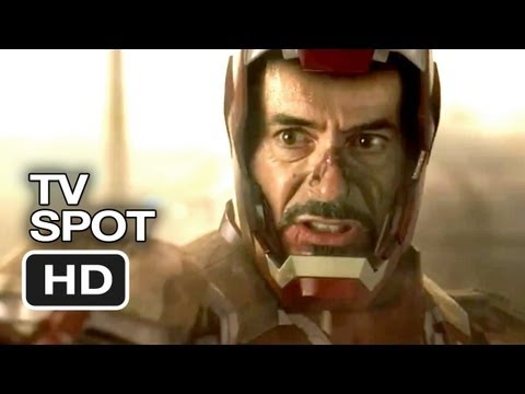 Iron Man 3 TV SPOT - A Lesson (2013) - Robert Downey Jr. Movie HD Video