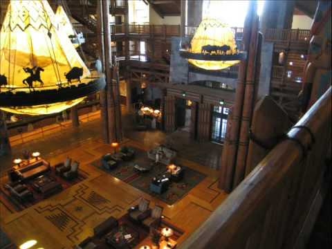 Walt Disney World Wilderness Lodge Tour