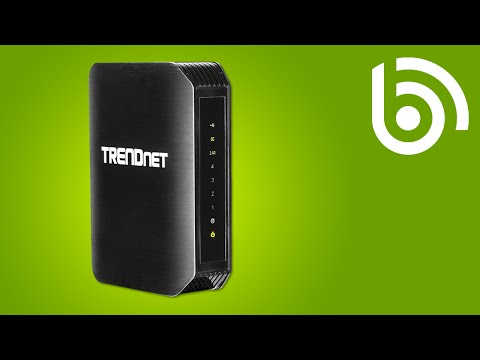 TRENDnet TEW-811DR AC Router