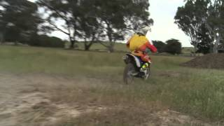 5. MXTV Bike Review 2014 Yamaha TTR125