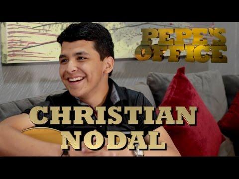 CHRISTIAN NODAL SORPRENDE A PEPE GARZA - Pepe's Office - Thumbnail
