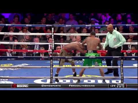 Showtime - Anthony Dirrell lands a stunning knockdown of Sakio Bika in the 5th round of their Showtime Championship Boxing title match.