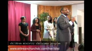 Children Ministry Christmas Program