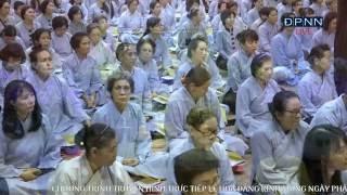 TT. THÍCH NHẬT TỪ THUYẾT GIẢNG ĐỀ TÀI: SỰ GIÁC NGỘ CỦA ĐỨC PHẬT TẠI CHÙA GIÁC NGỘ, NGÀY 5/1/2017