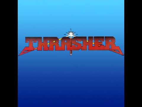 Thrasher - Burning At The Speed Of Light online metal music video by THRASHER