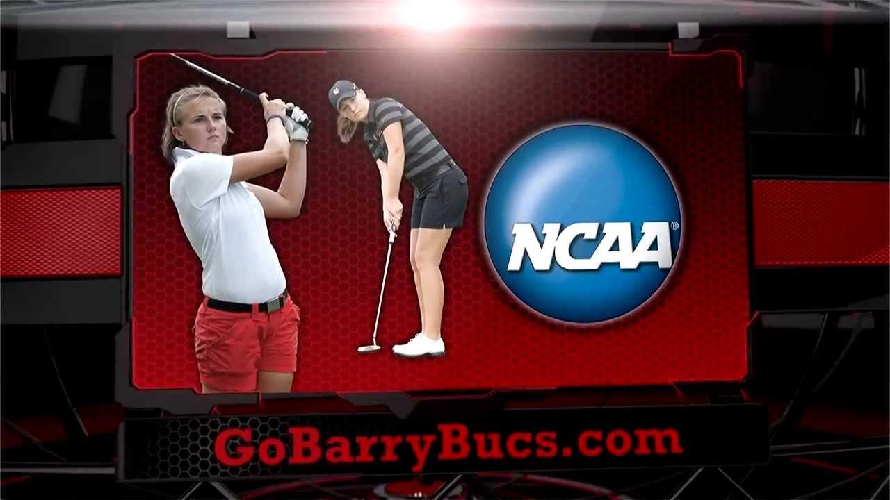 2014 Women's Golf Highlights