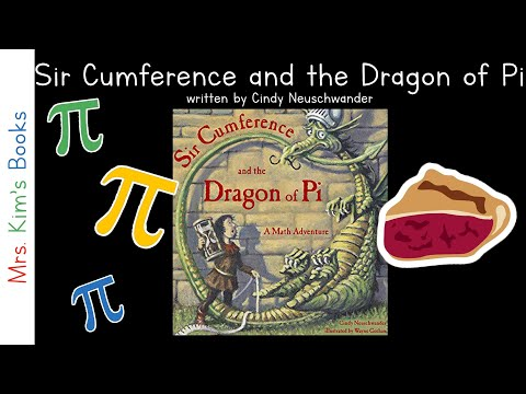 Mrs. Kim Reads Sir Cumference and the Dragon of Pi (READ-ALOUD)