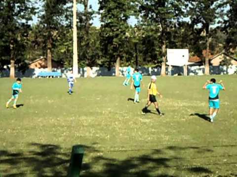 Sandovalina 3x3 Alvares Machado (Segundo Gol)