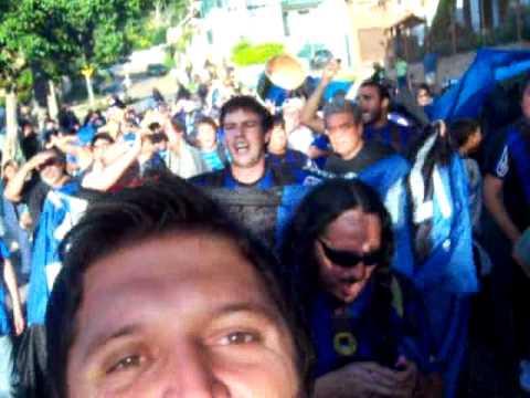 Liverpool-Gremio en Porto Alegre - Los Negros de la Cuchilla - Liverpool de Montevideo