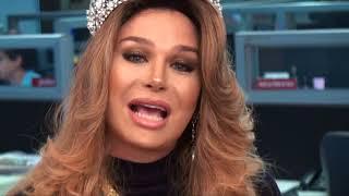 Miss Brasil Gay Sheila Veríssimo fala sobre seu reinado à Tribuna