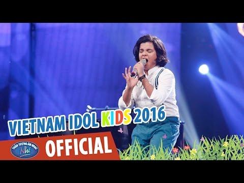 HALLELUJAH - JADEN - VIETNAM IDOL KIDS 2016 GALA 4