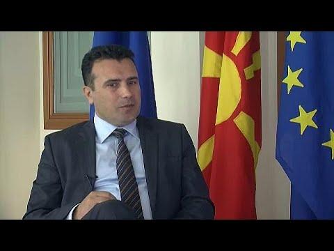 Ζόραν Ζάεφ: Όχι σε «κόκκινες γραμμές»