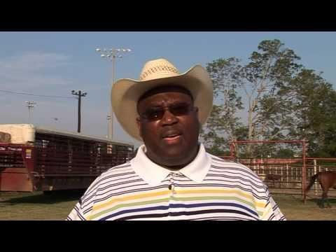 Black cowboys in Texas