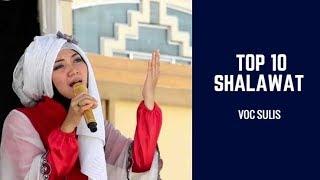 Video 10 Top Shalawat Sulis Paling Merdu Dan Menyentuh Hati 2017 MP3, 3GP, MP4, WEBM, AVI, FLV Mei 2019