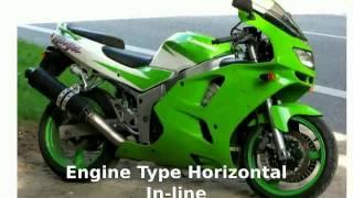 10. 2005 Kawasaki Ninja ZX-6R - Features