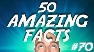 Video 50 AMAZING Facts to Blow Your Mind! #70 MP3, 3GP, MP4, WEBM, AVI, FLV Juni 2017