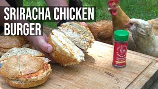 -outrageously satisfying, and easy to grill BBQ Pit Boys Chicken Burgers, with Shrimp and Sriracha. Kick up your Pit next time with this Pit Boys classic surf and turf burger recipe. Sriracha provided by Seasoning Stix. Our Park grill can be found here:  http://www.sunterraoutdoor.com/pit-master-collection  Thanks for your support -...Please Subscribe, Fav and Share us. Are you looking for barbecue and grilling recipes to serve up at your Pit, family picnic, or tailgating party? Then put your Barbecue Shoes on because we're serving up some delicious, moist and tender, and real easy to do cooking on the ol' BBQ grill.To print out this recipe, or to get your BBQ Pit Boys Pitmasters Certificate, our custom BBQ Pit Boys Old Hickory knife, gifts and more CLICK HERE http://www.bbqpitboys.com/barbecue-store-gifts. To purchase our official T-Shirts, Mugs, Aprons, Scarfs, Hoodies, and more shipped to you anywhere in the world CLICK HERE http://www.bbqpitboys.com/barbecue-store-gifts  Become a member of the Pit. Or join a BBQ Pit Boys Chapter, or start your own, now over 10,000 BBQ Pit Boys Chapters formed worldwide. Visit our Website to register http://www.BBQPitBoys.comThanks for stopping by the Pit and for your continued support..! --BBQ Pit Boys