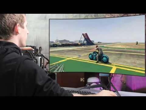 GTA 5 - Lái xe môtô bay qua 100 siêu xe? Bạn đã thử chưa?