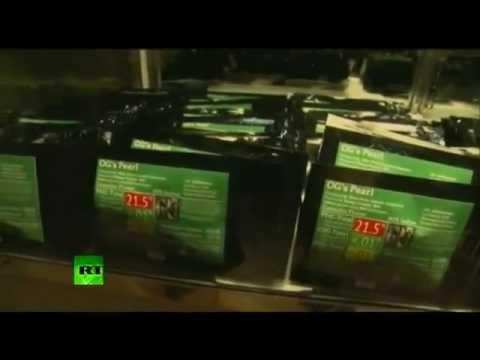 Legal marijuana sales begin in Washington state