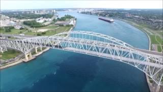 Port Huron (MI) United States  City new picture : Federal Rhine, American Integrity, Robert S. Pierson - Port Huron, Michigan 7-3-2015
