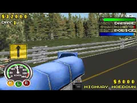 big mutha truckers gba download