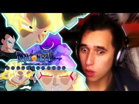 THE CELESTIAL SAIYAN GOD!!| Dragon ball Absalon Goku VS King Atama REACTION!!
