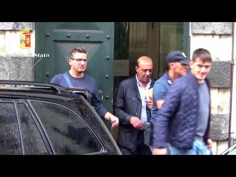 """Retata """"Double Track"""": il video degli arresti"""