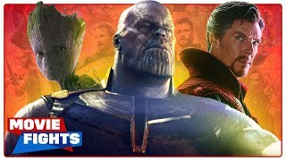 Video Who's The Infinity War MVP? MOVIE FIGHTS MP3, 3GP, MP4, WEBM, AVI, FLV Mei 2018