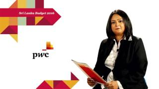 Charmaine Tillekeratne :Director -Tax Services - PwC Sri Lanka