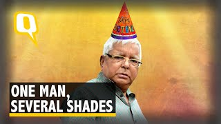 Video Love Him, Hate Him, But You Can't Ignore Many Shades of Lalu Yadav MP3, 3GP, MP4, WEBM, AVI, FLV Juni 2018