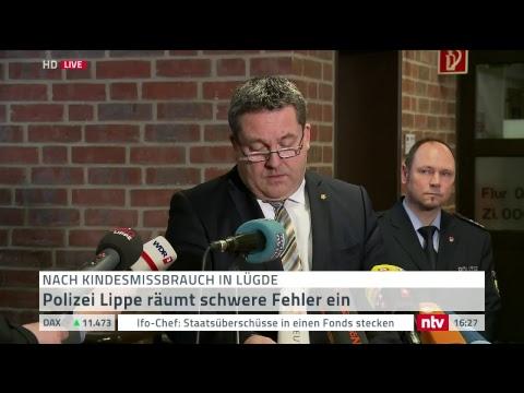 Polizei Detmold: Was ist mit den Beweisen im Fall Lüg ...