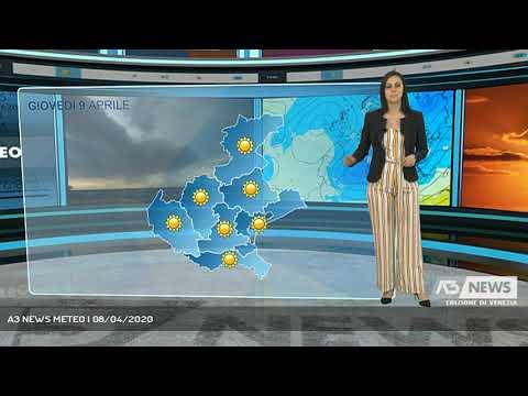 A3 NEWS METEO | 08/04/2020
