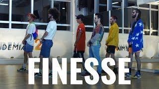 Video FINESSE - Bruno Mars - Dance by Ricardo Walker's Crew download in MP3, 3GP, MP4, WEBM, AVI, FLV January 2017