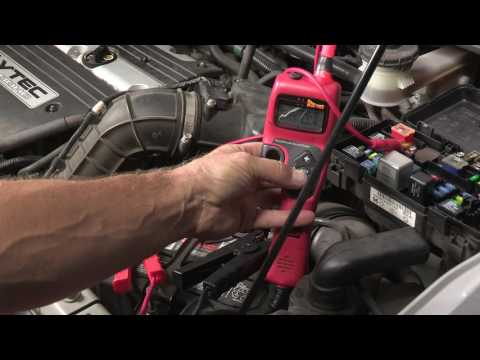 Diagnosing the  automotive air conditioner electrical circuits