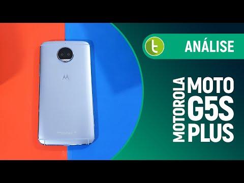 Análise Motorola Moto G5S Plus  Review do TudoCelular
