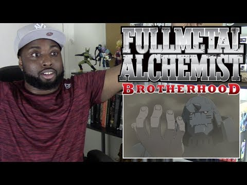 "Fullmetal Alchemist: Brotherhood Reaction - Episode 51 ""the Immortal Legion'"
