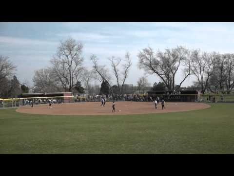 Shorewomen Softball: Horan's Walk-Off Double v. F&M