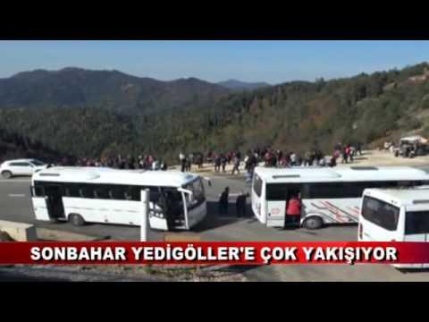 SONBAHAR YEDİGÖLLER'E ÇOK YAKIŞIYOR